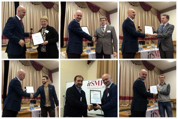 Итоги деятельности itSMF России за 2013 год